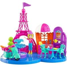 Polly Pocket Conjunto As Melhores Férias Perfeitamente Paris Cfm20/cfm21 - Mattel por R$ 60
