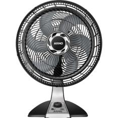 Ventilador de Mesa Arno Silence Force 30cm 60W - 220V R$ 134,90