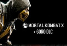 Mortal Kombat X + Goro DLC Steam CD Key R$22