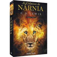 Livro - As Crônicas de Nárnia (Volume Único) - R$14,90