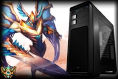 PC GAMER T-Moba ULTIMATE por R$ 2487