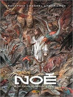 HQ - Noé: e as Águas Invadiram a Terra - Volume 2 (Capa Dura) – R$ 9,90