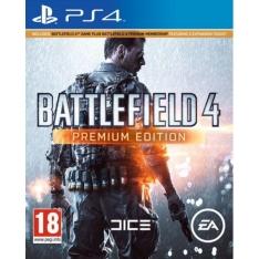 Battlefield 4 Premium Edition - PS4 - $50