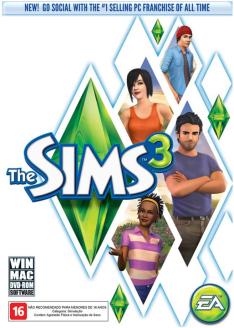 The Sims 3 - PC (Steam) R$ 15,00