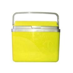 Caixa Térmica Floripa 32l Amarela - Unitermi por R$ 40