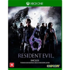 Resident Evil 6 - XBOX ONE - $69,00