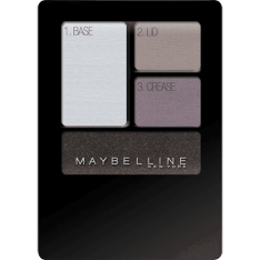 Estojo de Sombras Quad Expert Wear Charcoal Smokes - Maybelline por R$17