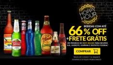 Até 66% de desconto + Frete Grátis para Algumas Regiões do Brasil