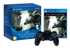 Bundle Controle Dualshock 4 + The Last Guardian - PS4 por R$ 360