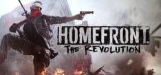 Homefront: The Revolution Steam CD Key R$23