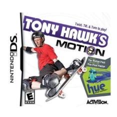 Tony Hawk's Motion (Nintendo DS) R$10,49