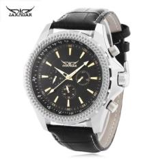JARAGAR F201606203 Relógio Mecânico Automático Masculino - COM CUPOM