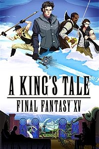 A King's Tale: Final Fantasy XV - Grátis !!!! Xbox Live / Psn