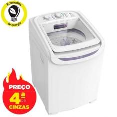 Máquina de Lavar | Lavadora de Roupa Electrolux Turbo 13Kg Branca - LTD13 por R$1199