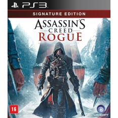 Jogo Assassin's Creed Rogue Signature Edition (PS3) por R$ 20
