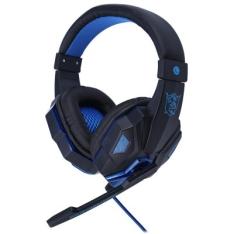 PLEXTONE PC780 Stereo Gaming Headphones Headsets De 70R$ por 34R$