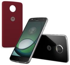 "Smartphone Motorola Moto Z Play Preto Tela 5.5"" Android™6.0.1 Marshmallow Câm 16Mp Dualchip 32Gbpor R$ 1671"