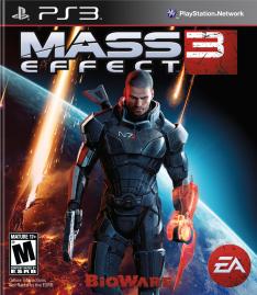 Jogo Mass Effect 3 (PS3) - EA Games R$27