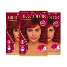 Leve 3 Pague 2: Tintura Biocolor por R$15,80