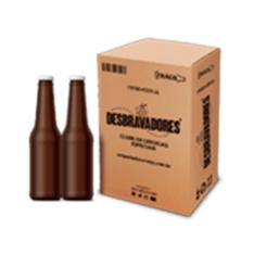 100% de Cashback na Assinatura Clube Desbravadores - 2 cervejas por mês (Primeiro mês)