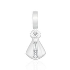 Pingente Nossa Senhora Aparecida Prata - Life Moments  -  EL00002652 por R$ 35