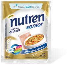 Amostra grátis Nutren Senior