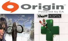 Theme Hospital & Syberia II (Origin Grátis)