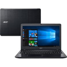 "Notebook Acer F5-573-521B Intel Core i5 8GB 1TB Tela 15.6"" - Preto por R$ 1776"
