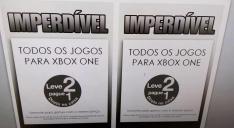 Compre 1 e Leve 2 Para todos os Jogos de Xbox One