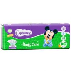 Fralda Cremer Disney Baby XG 28 unidade por R$ 2