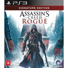 PS3 Assassin's Creed Rogue Signature Edition R$20