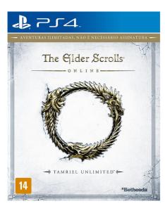 The Elder Scrolls Online: Tamriel Unlimited - PS4  R$24.99