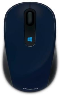 Mouse Sem Fio Microsoft Sculpt Mobile 43U-00029 I Azul, Botão Windows, Rolagem Em 4 Direções por R$ 94
