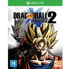 Jogo Dragon Ball Xenoverse 2 +  Jogo Rugby 15  Xbox One por R$ 109