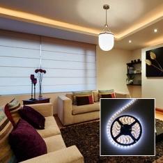Fita de LED RGB 5m com Controle Remoto - Bivolt