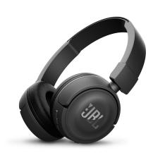 Fone de Ouvido Supra Auricular Com Microfone Bluetooth JBL T450 Preto por R$179,10 (1X no crédito)