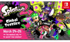 Splatoon 2 Demo Version For Global (Nintendo Switch)