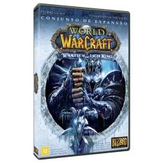Jogo World of Warcraft: Wrath of The Lich King - PC R$4.90 FRETE BARATINHO!!