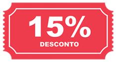 ETNA | 15% de desconto em todas as compras na Semana do Consumidor!