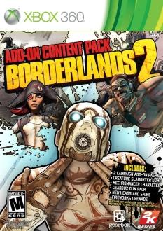 Borderlands 2 Xbox 360 R$28