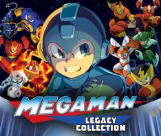 Megaman Legacy Collection - Nuuvem (Ativação na Steam) por R$ 25,00