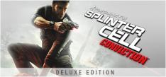 Tom Clancy's Splinter Cell: Conviction Deluxe Edition - Nuuvem (Ativação na Uplay) por  R$ 10,00. \\\Use o cupom AVEFENIX e ganhe mais 10% de desconto\\\