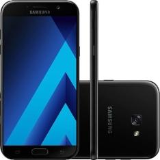 "Smartphone Samsung Galaxy A7 Dual Chip Android 6.0 Tela 5.7"" por R$ 1583"