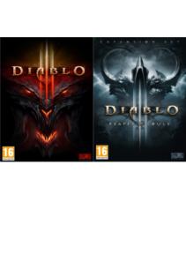 Diablo III +  Diablo III: Reaper of Souls - BATTLENET - R$ 65