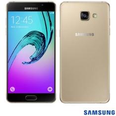 Samsung Galaxy A5 2016 Duos Dourado por R$ 977,44