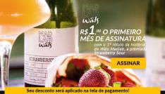 [PRIMEIRO MÊS] Wals MadLab por R$ 1 - 2 Cervejas da Wals