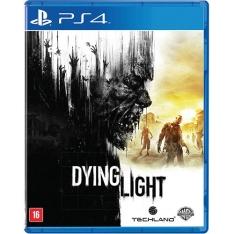 Game Dying Light - PS4 por R$ 70