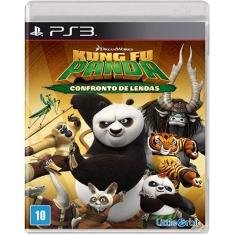 Game - Kung Fu Panda: Confronto de Lendas - PS3