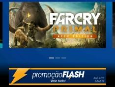 Promoção flash Ps4