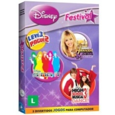 Jogo Festival Disney - PC R$ 2,90
